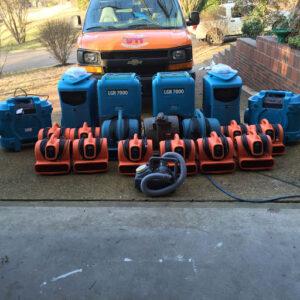 911-restoration-water damage-northern houston